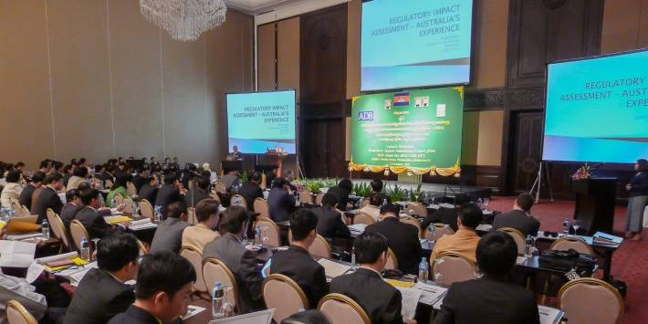 Promoting Economic Diversification in Cambodia